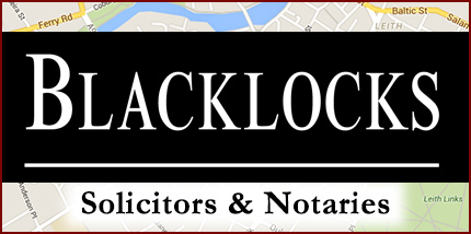 Blacklocks - Solicitors and Notaries in Leith