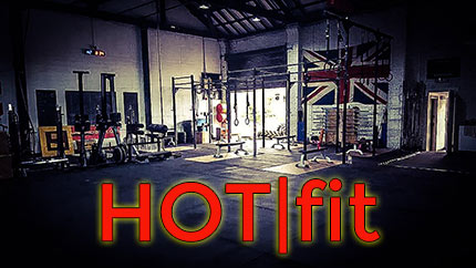 HOT FIT personal training in Leith