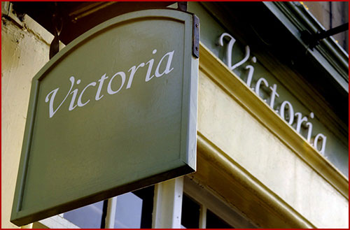 Victoria  Bar in Leith